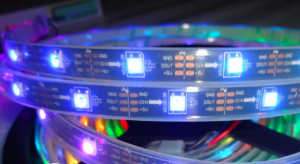 rgb led strip ws2812b