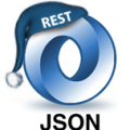cURL with REST JSON