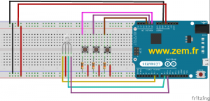 arduino password box