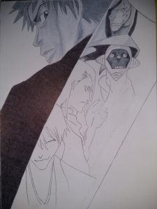 ballpoint drawing bleach 3