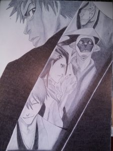 ballpoint drawing bleach final