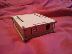 wood box arduino